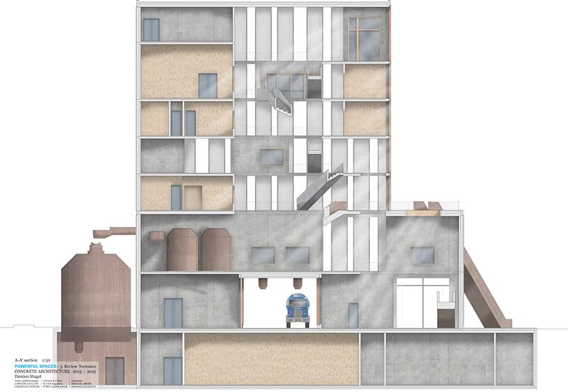 Damien Magat S Architecture Portfolio
